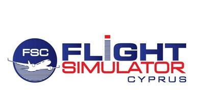 Flight Simulator Cyprus Logo