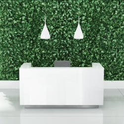 Office and Home Solutions - Narbutas Ice Contemporary Reception Desk