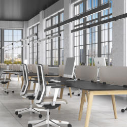 Office and Home Solutions - Narbutas Nova Wood Office Furniture