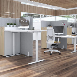 Office and Home Solutions - Narbutas One Office Desk And Office Chairs