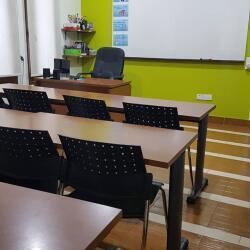 Yiangou Educational Hall Classrooms