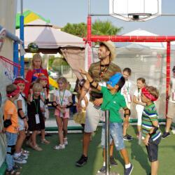Sports Center Outdoor Activity For Kids