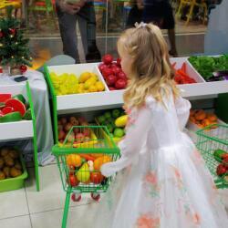 Supermarket Workshops For Children