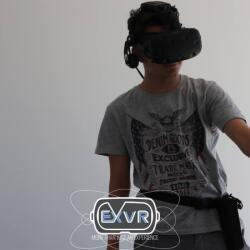 School Trip To Exvr Arcade And Experience Center