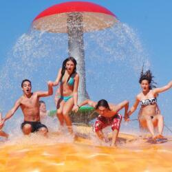 Fasouri Watermania Attractions Kiddy Wet Bubble