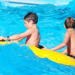 Fasouri Watermania Attractions Wave Pool