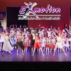 E Motion Dance And Health Studio Cyprus
